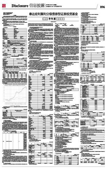 基金2013半年度报告